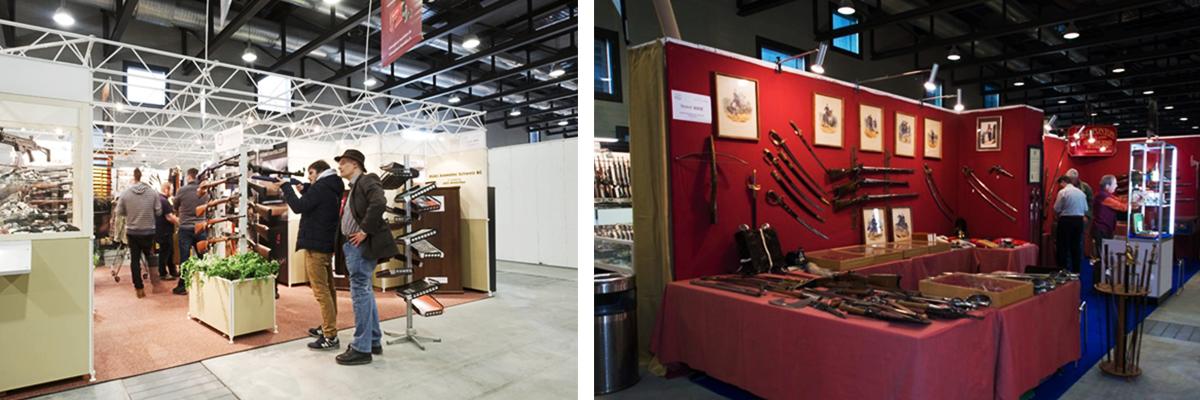 Welcome to Exhibition 25ème Bourse Internationale aux Armes de Lausanne du vendredi 30 nov. au dimanche 2 déc. 2018